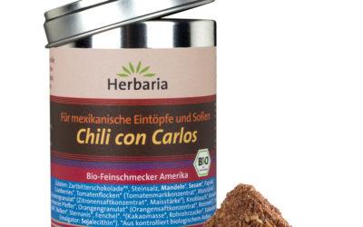 """Rindfleischpfanne mit """"Chili con Carlos"""""""