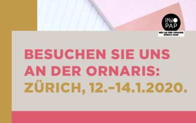 Besuchen Sie uns an der Ornaris in Zürich