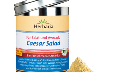 Neue Rezeptur: Caesar Salad